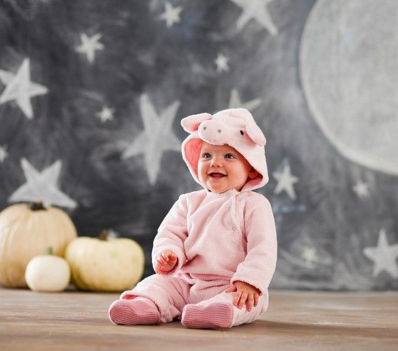 Baby Pig Costume Pottery Barn Kids Fall