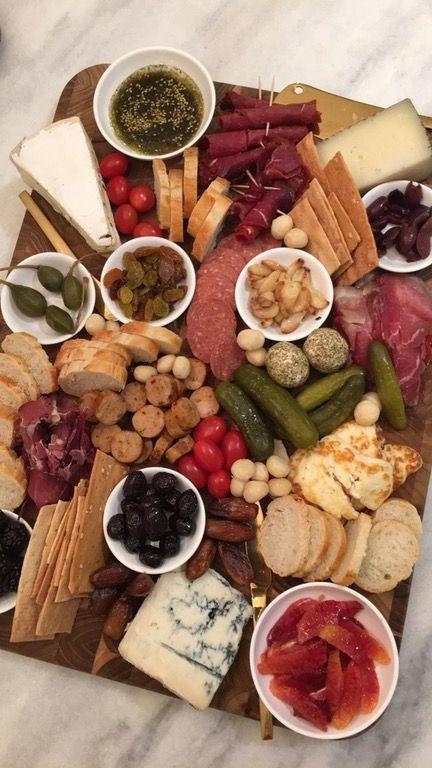 [Homemade] Charcuterie Board : food
