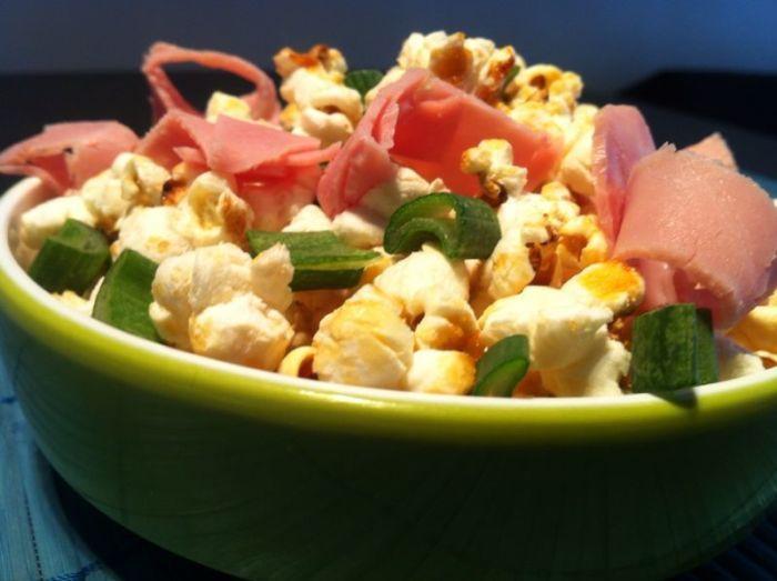 7 formas de hacer palomitas de maíz con sabores