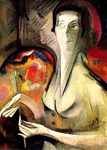 Toonstar6: Alice Bailly | Great Artist | Art | Famous