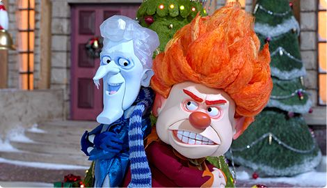 Santa Claus Is Coming To Town Burgermeister | Most Heinous Villainy: Using their weather powers for evil instead of ...