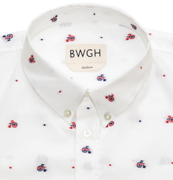 Brooklyn We Go Hard Chari Shirt. £116.