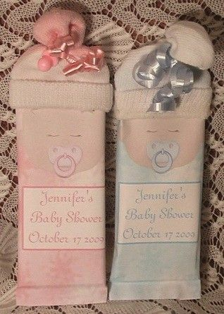 Baby Shower Favors Baby Shower Character Bars by sweetarrangements, $3.00