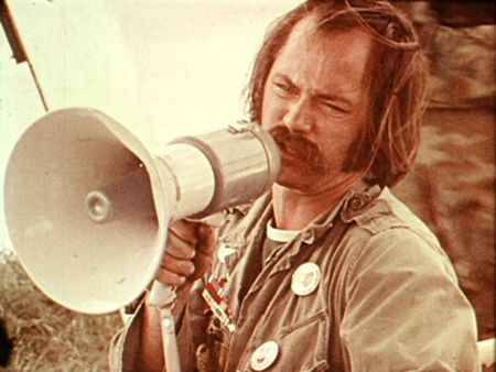 Operation Last Patrol. Documentary directed by --- Cavestani and Catherine LeRoy on Ron Kovic (Born on the Fourth of July) and V-VAW convoy to the national convention.