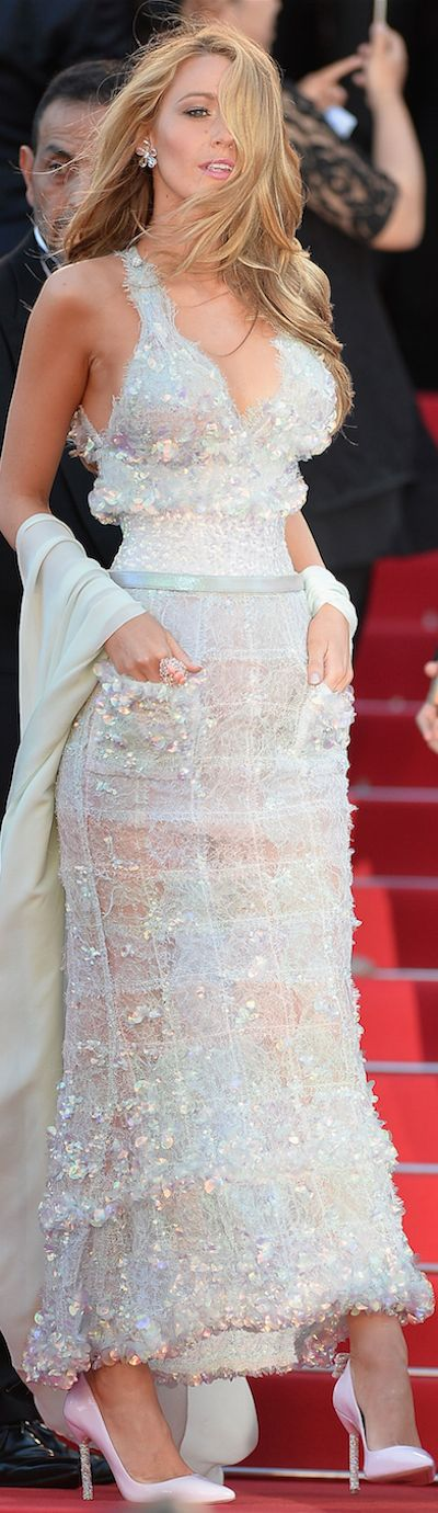 Blake Lively in CHANEL @ 67th Annual Cannes Festival ~ TNT ~ Red Carpet Ready.........................