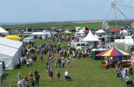 Camborne Show, Cornwall.