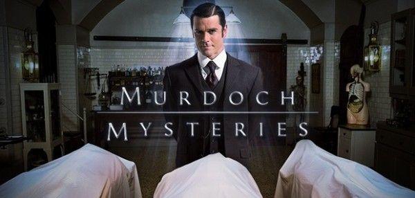 Murdoch Mysteries inspiré par John Wilson Murray, un vrai maitre détective