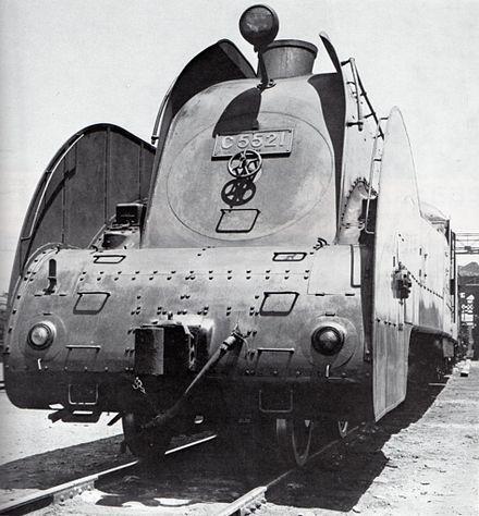 国鉄C55 21号機