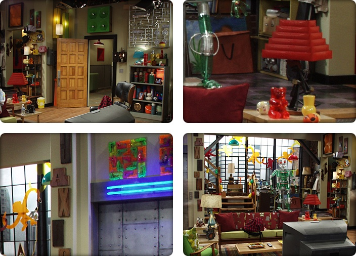 I want my house to look EXACTLY like the iCarly set