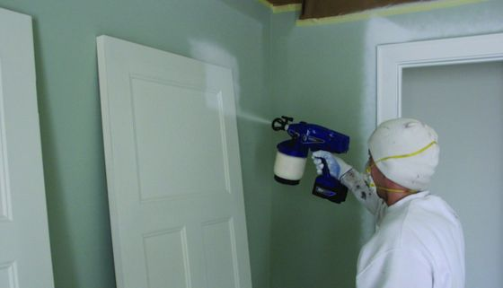 How to Choose a Paint Sprayer  This site may show you how to choose a sprayer, but save this pin for my website: http://doorfinishing.com/ and see how easy finishing doors can be.
