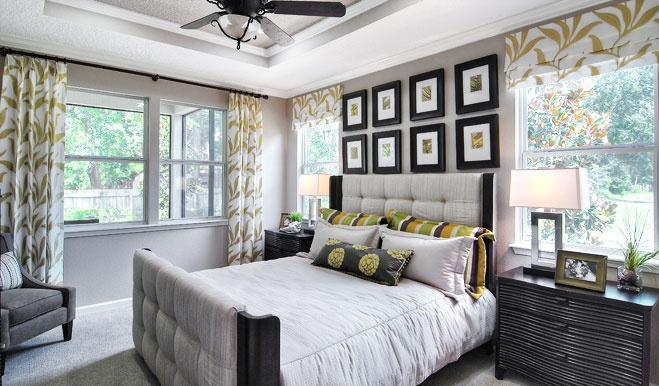 93 Best Bedrooms We Love Images On Pinterest Model Homes Richmond American And Bedrooms