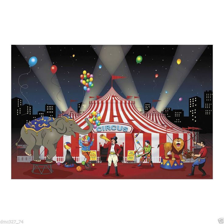 12 Fun Circus Carnival Party Games: 590 Best Images About Parties: Under The BIG TOP