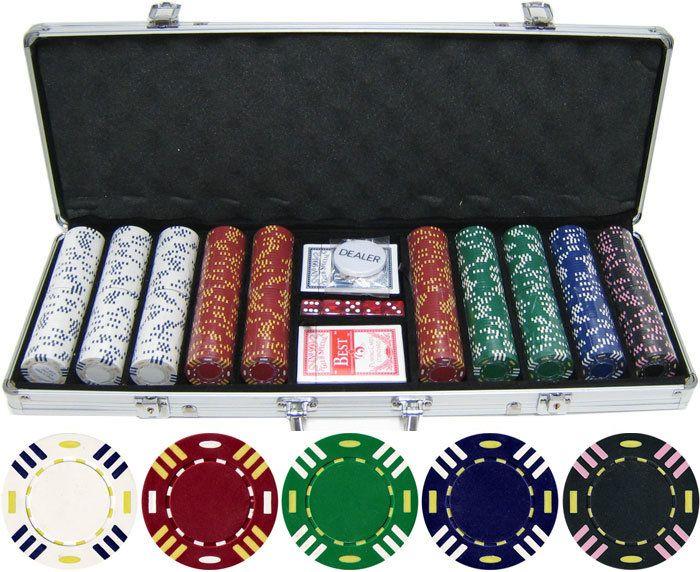 Best buy poker chip set