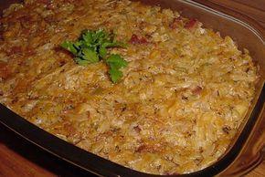 Finom, laktató és szinte magától elkészül, ennél jobb recept nincs is! Hozzávalók: 1 kg savanyú káposzta 20 dkg rizs 50 dkg darált sertéshús 20 dkg[...]