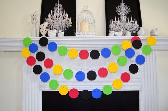 LEGO thema verjaardag Lego decoraties van DCBannerDesigns op Etsy