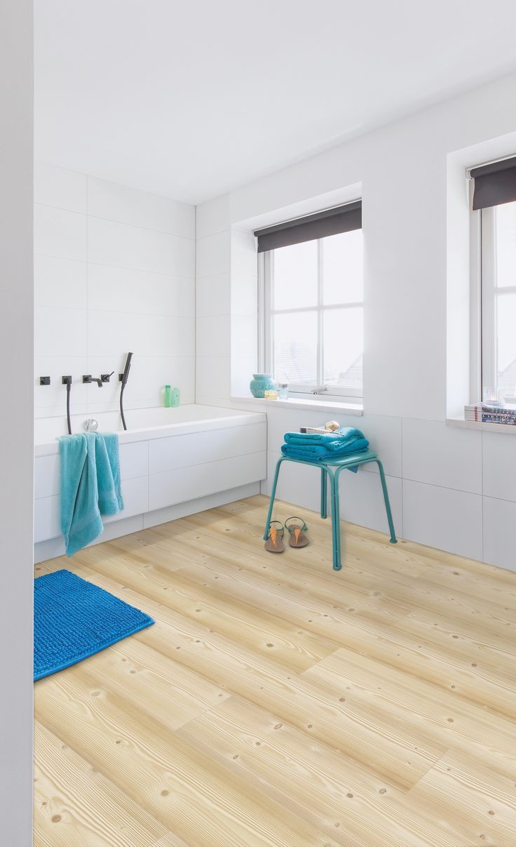 Comment Choisir Le Sol De La Salle De Bain Badkamer Vloer Badkamer Modern Laminaat