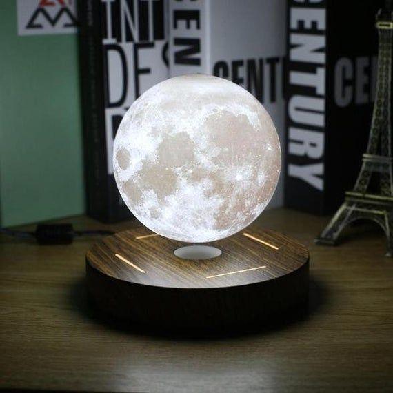 Original Levitating Moon Lamp Etsy In 2020 Moon Light Lamp Levitation Night Lamps