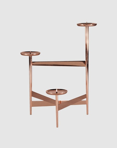 CAPPELLINI - Candle holder by Tom Dixon
