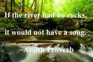 Amish Discoveries: Amish Proverb