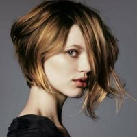 next stop: this haircut and color