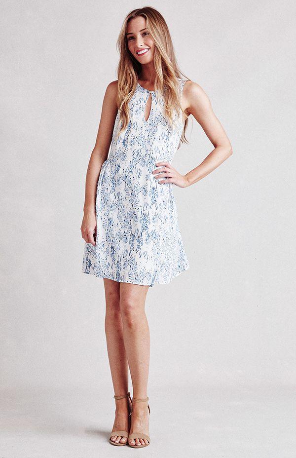 Best 25  Blue spring dresses ideas on Pinterest   Spring formal ...