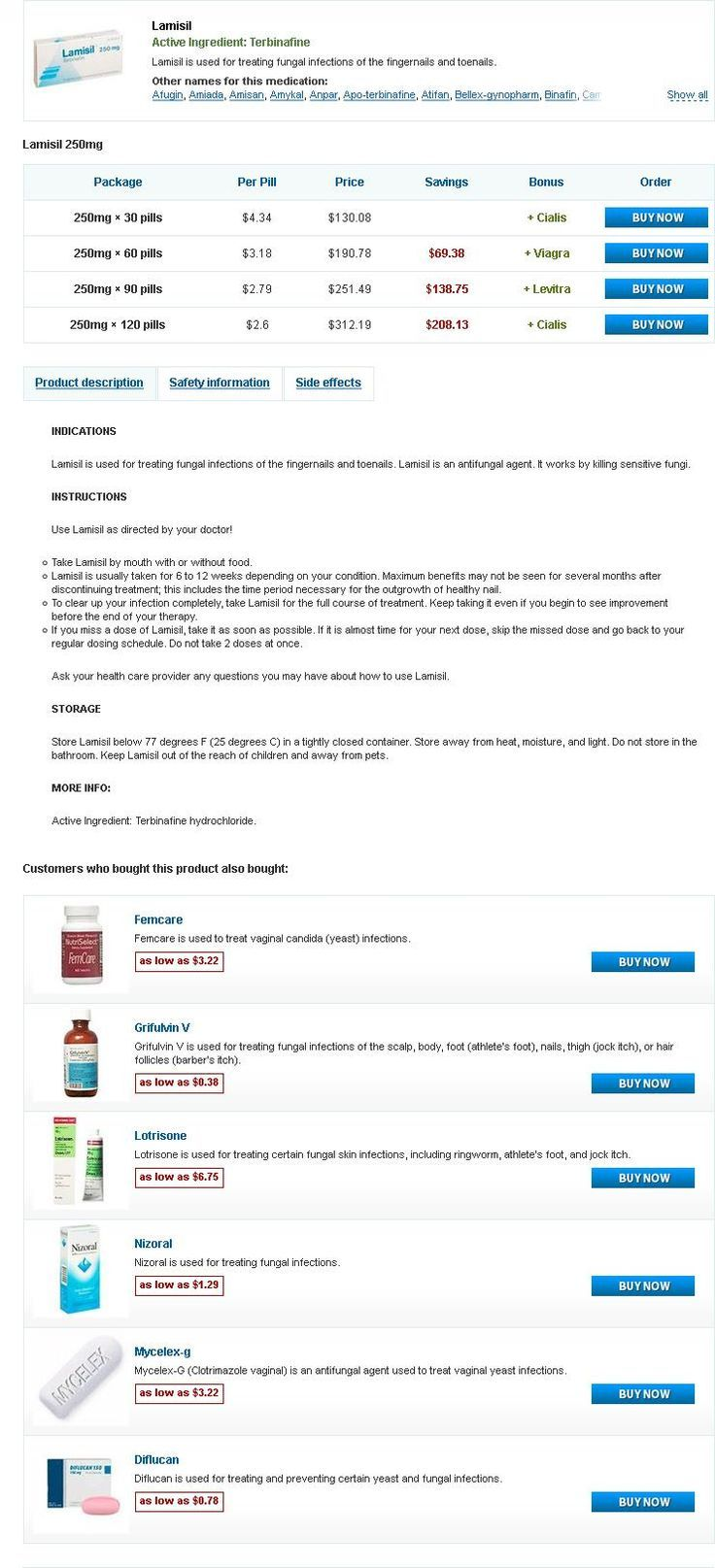 Buy Nafin: Nafin is used for treating fungal infections of the