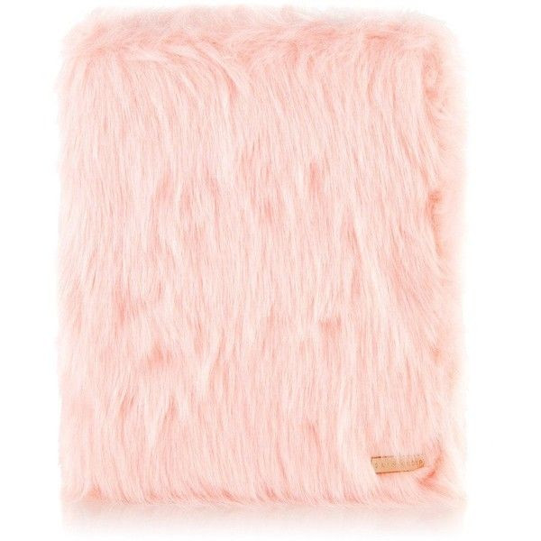 Candy Fur iPad/iPad Mini Case (135 RON) ❤ liked on Polyvore featuring accessories, tech accessories, apple ipad cover case, ipad mini cover case, apple ipad case, ipad cover case and ipad air case