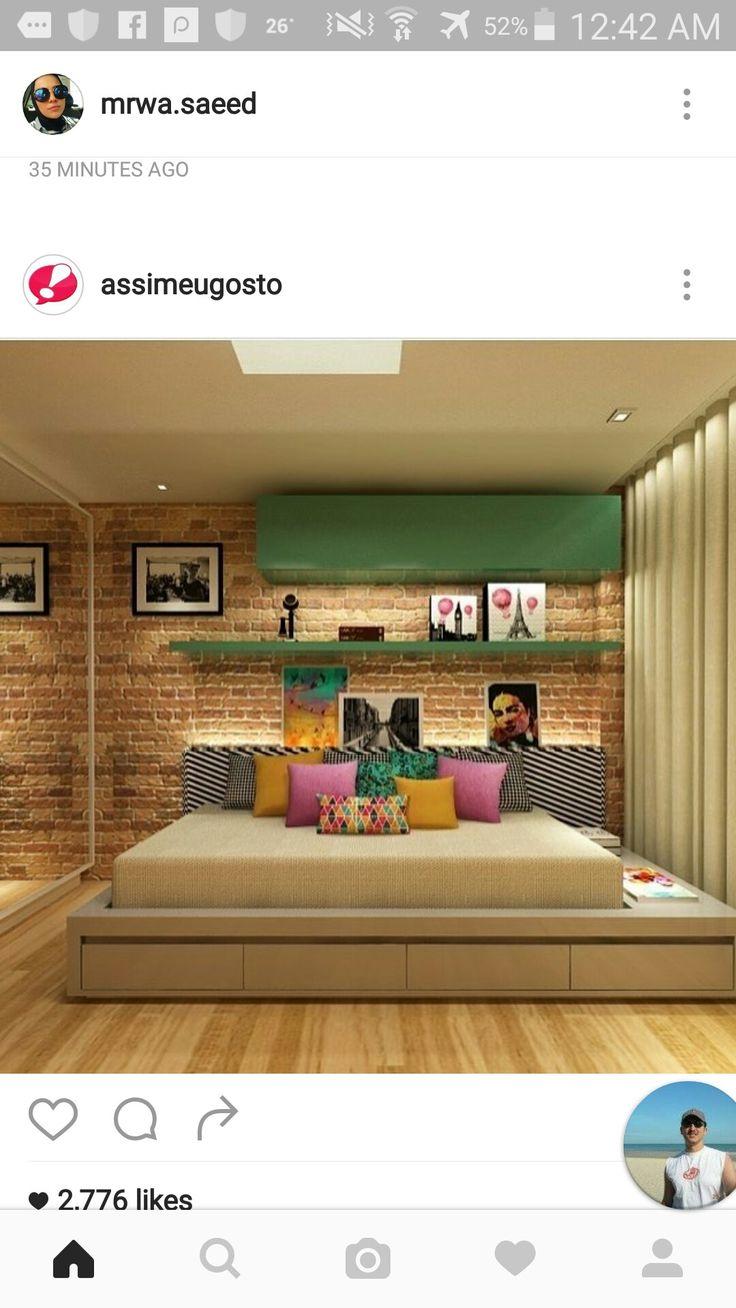 390 besten Bedroom Bilder auf Pinterest | Wohnideen, Bettkopfteil ...