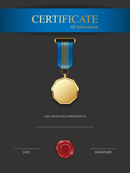 Pin By F 117 On Certificate Templates Pinterest