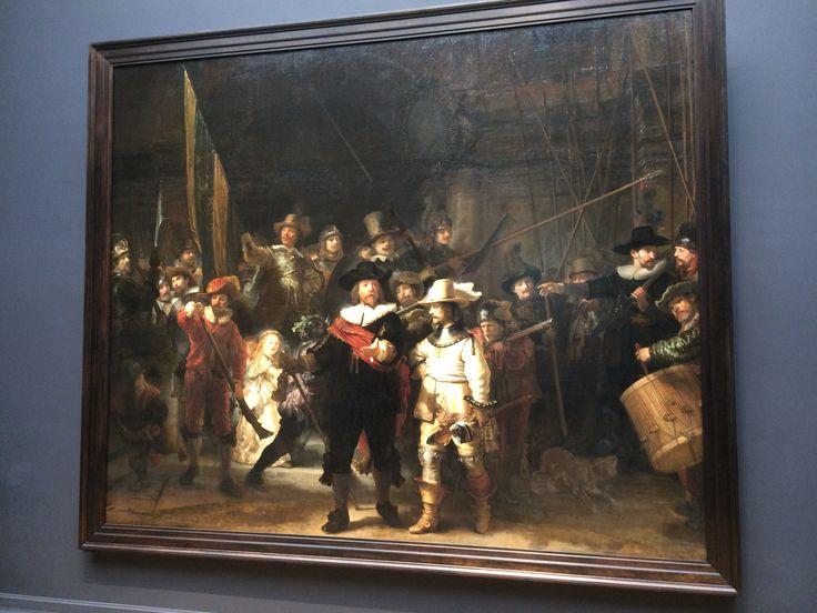 Rijksmuseum - De Nachtwacht