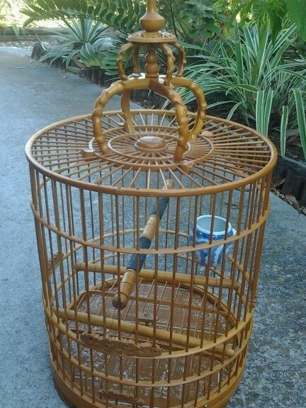 17 Best Images About Bird Cages Clocks Shutters On