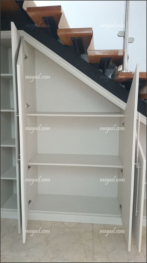 M s de 25 ideas incre bles sobre escalera colgante en - Armario bajo escalera ...