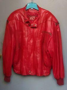 #jewelry #vintagejewelry #vintagejewellry #etsyshop #giftsforher #vintagegifts #etsygifts #vintagefinds #etsyvintage #PlsFollowthx #plsRePinthx #costumejewelry #vintagebling #fashion #vintagefashion #vintagejewels #designer #claude #montana #red #leather #jacket #coat