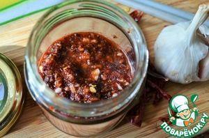 Заправка для корейских салатов Очень любите корейские салаты, а готовить особо некогда? Вот с этой заправкой любые порезанные продукты за 1 - 3 часа станут самыми вкусными салатами по - корейски. С удовольствием делюсь с вами рецептом.