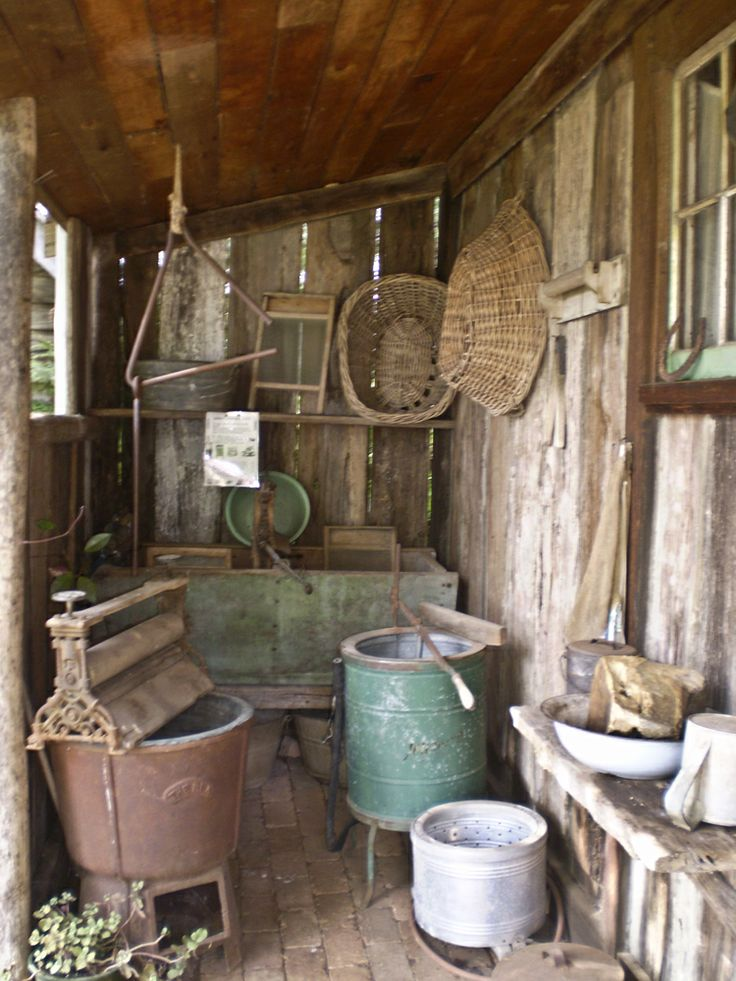 times gone by Laundry
