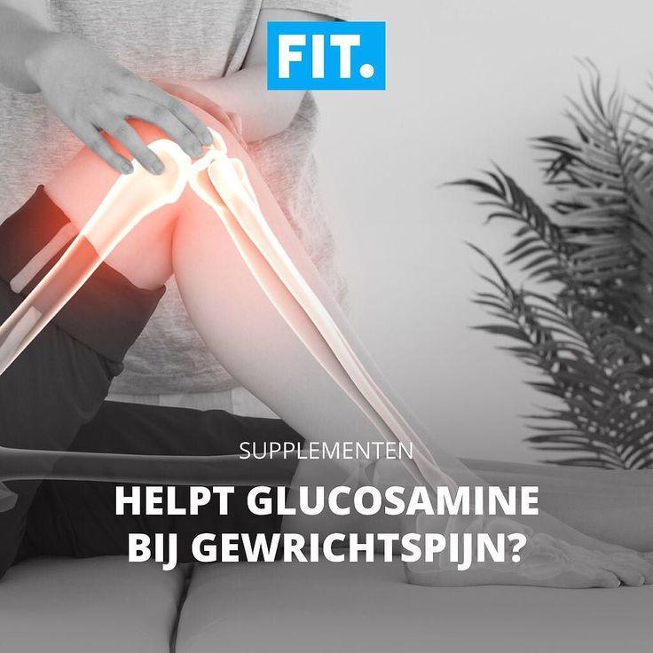 Veel mensen slikken glucosaminesupplementen omdat het zou helpen tegen pijn in gewrichten en de bewegingscapaciteit van de knie of heup verbetert. Maar klopt dit wel? Is glucosamine echt het wondermiddel waarbij iedereen gebaat is?  Lees hier het antwoord:  http://ift.tt/1QjDj1r Link in de bio  #fitnl #gymflow #gymtime #fitfam #healthylife #fitspo #instafit #fitness #gym #instahealth #eatclean #trianhard #workhard #fitnesstips #lifting #healthy #fitdutchies #dutchfitness #instagood…