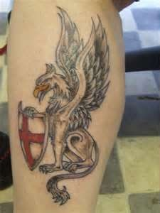 Griffin Tattoo By Smexycloudjpg