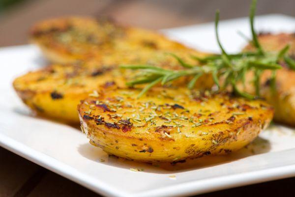 Πατάτες φούρνου μεσογειακές