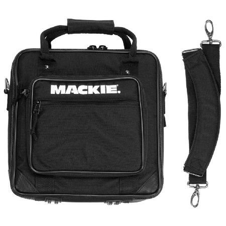 Mackie 1202-VLZ Mixer Bag The Mackie 1202-VLZ Mixer Bag is a protective carry bag that has been designed specifically for the 1202-VLZ  VLZ Pro mixer. (Barcode EAN=0889406825710) http://www.MightGet.com/january-2017-11/mackie-1202-vlz-mixer-bag.asp