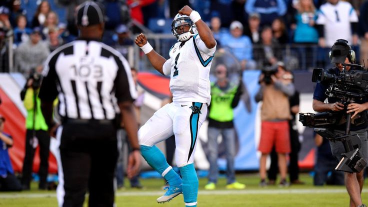 Cam Newton's 'dab' ranks No. 2 among celebrations on NFL's website