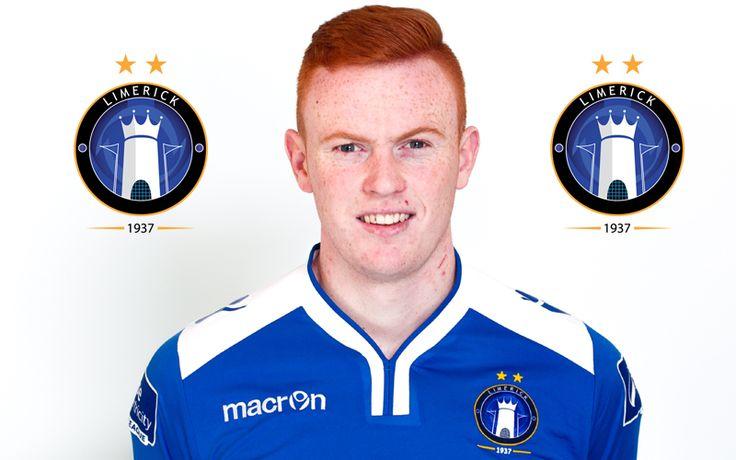 HAPPY BIRTHDAY! Everyone at Limerick FC wishes striker Kieran Hanlon a very Happy 20th Birthday today!