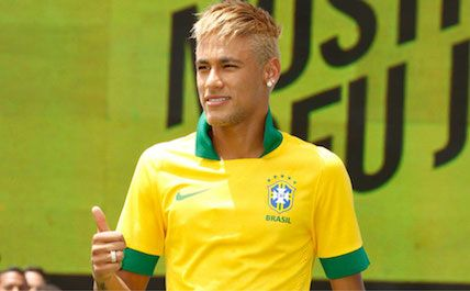 7 Facts about Neymar Jr.