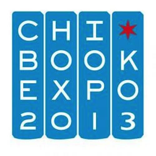 The Chicago Book Expo this Sunday!!