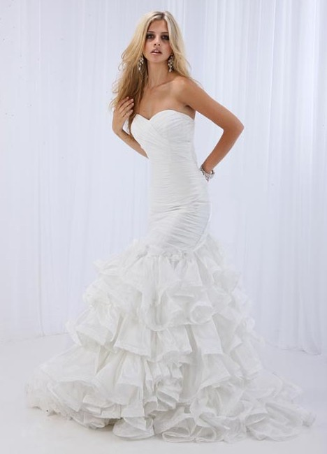 mermaid style Wedding Dresses - Bing Images