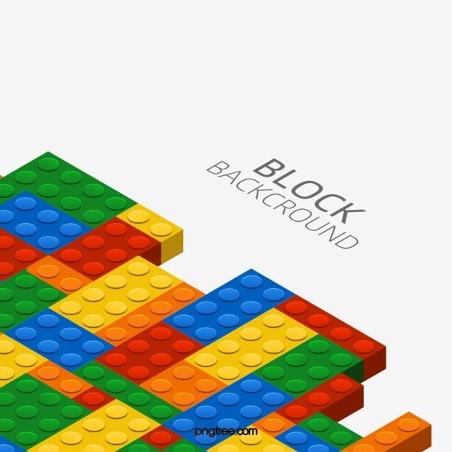 Color Lego Building Blocks Jigsaw Puzzle Frame Combination Side Game Toy Cartoon Stereoscopic Decoration Art Clip Art Borders Cartoon Clip Art Hologram Colors