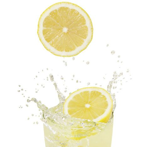 7 Natural Acid Reflux Remedies For Fast Relief! - Lemon Juice - http://badassbutton.com/acidrefluxremedies