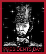 Happy Presidents Day Clipart 2