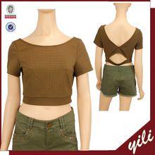 Short sleeve OEM Service dongguan apparel & garment  best buy follow this link http://shopingayo.space