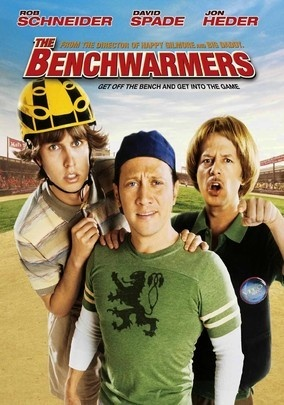 The Benchwarmers You guys I love Rob Schneider. Don't judge me. This movie is ridiculous and OK to watch.