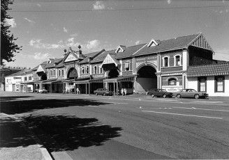 Adelaide Fruit and Produce Exchange, East Terrace.